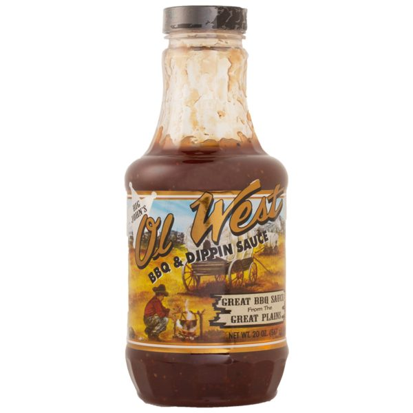Big John's Ol' West BBQ & Dippin Sauce - Case Pack