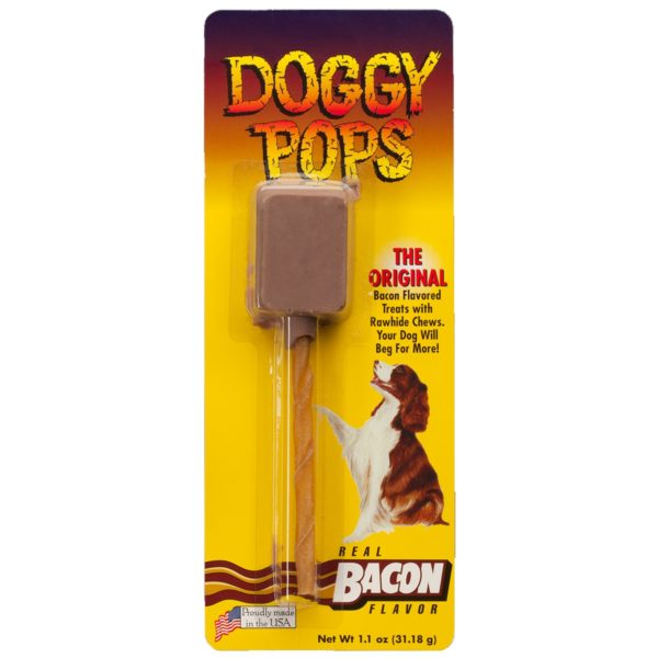 Bacon Doggy Pops