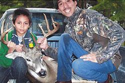 Luis Wilson & Family