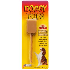 Peanut Butter Doggy Pops - 12 Pack of Singles