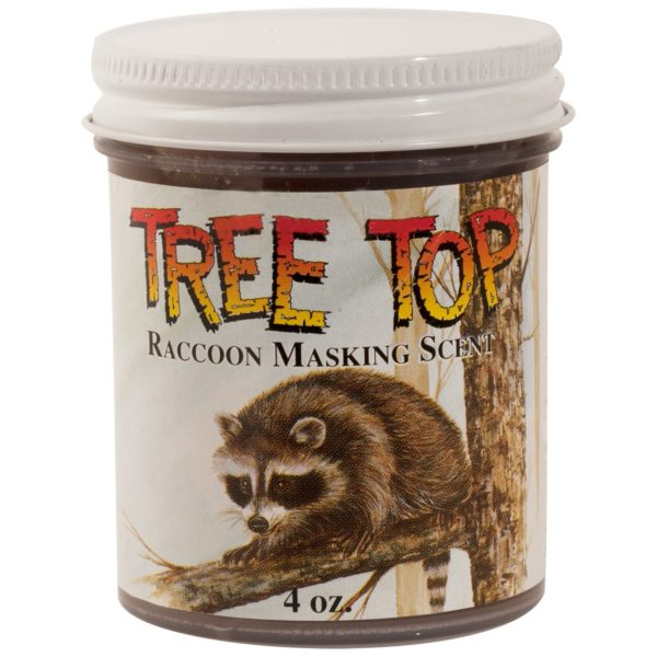 Tree Top Racoon Urine Cover Scent - Gel